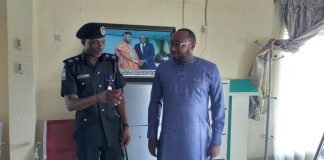 CP Zaki Ahmed Pays Operational Visit to Mkpat Enin