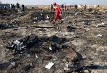 Ukrainan Plane Crashes